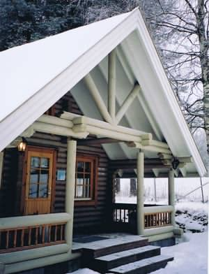 Do you know what you need when buying a log cabin?