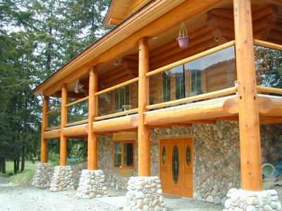 A Nice Example Of North American Log Cabin Designs