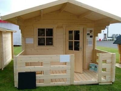Cheap log cabins have become increasingly popular