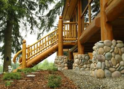 Take the right steps to get a good log cabin architect!