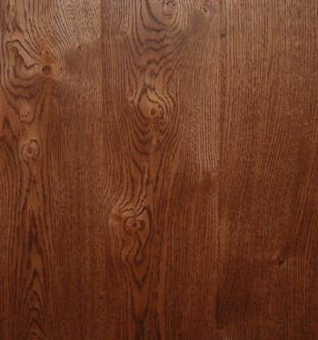 Solid wood log cabin flooring