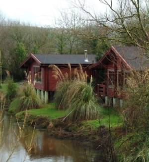 Log Cabins holidays - get in touch with nature
