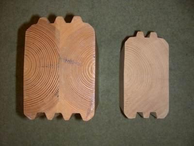 Different log types