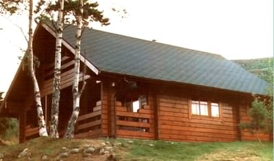 Log Cabins UK - a nice holiday cabin