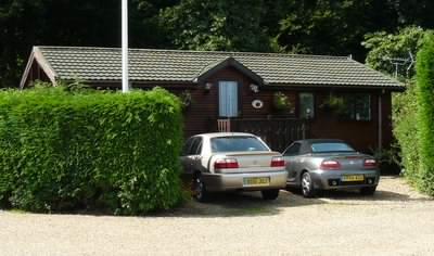 Holiday parks are why mobile log cabins have bceome so popular!