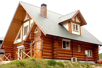 Let our log cabin ebook help you make the right choices!