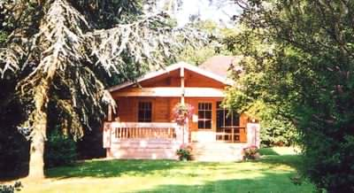 Garden cabins can be a good size